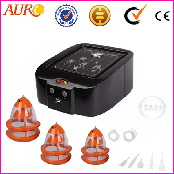 Free Shipping + 100% Guarantee!!! Salon Vacuum Breast Enhancer Machine, Breast Enlargement Nipple Equipment free shipping factory sale portable adult female vacuum breast enlargement breast nipple enhancer machine with 6 cups for home