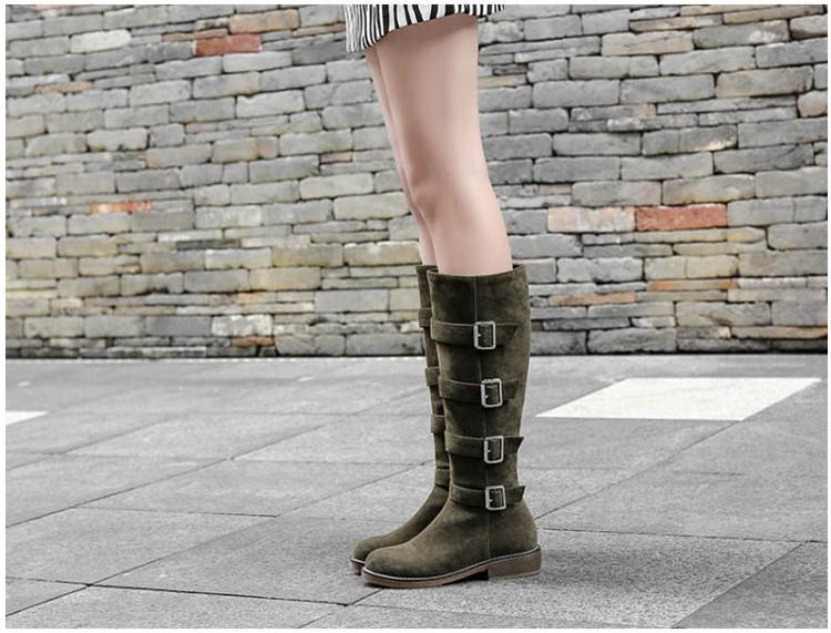 women boots Z604-8