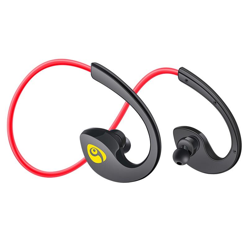 S12 Waterproof Sport Bluetooth Earphone Stereo Wireless Headphone Neckband Handsfree With Microphone