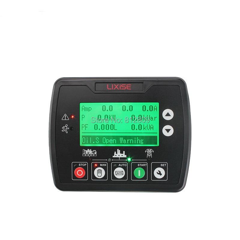 LXC3120 LIXiSE diesel generator ats controller module oringal high quality lxc3120 lixise diesel generator ats controller module oringal high quality