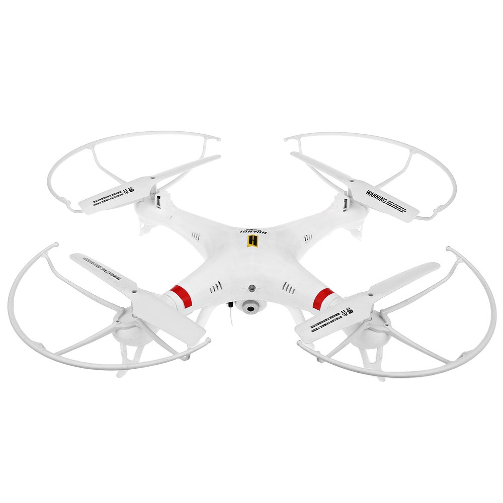 Huanqi RC Drone Dron  WiFi FPV 1MP Camera 2.4G 4CH 6-Axis Gyro RTF LED Lights Remote Control Quadcopter Auto Return Drones Toy new arrival syma x8hg wifi fpv 3d rolling dron rc 2 4g remote control 6 axis rc drone hd camera rc quadcopter with led light