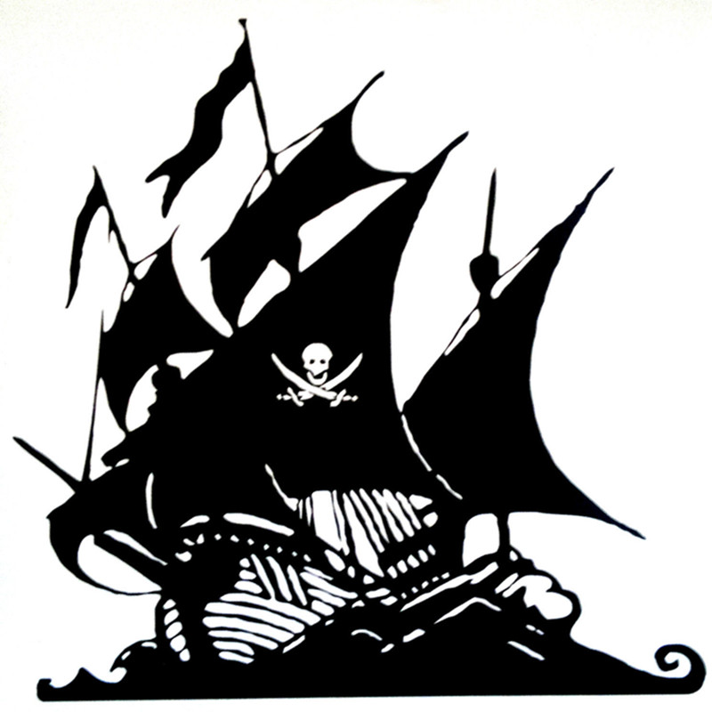 Pirata etiqueta del vinilo compra lotes baratos de for Stickers pared baratos