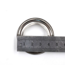 30pcs/lot 30mm Metal hole. Ventilation holes. Eyelets. Silver metal corns. Canopy cloth rope Clothing & Accessories