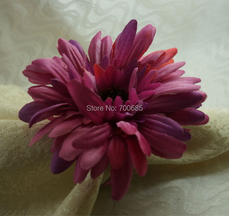 Handmade silk flower napkin ring napkin holder a222 handmade silk flower napkin ring napkin holder mightylinksfo