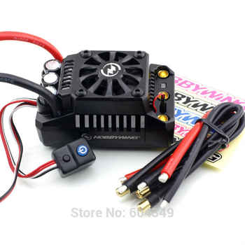 Freeshipping Hobbywing EZRUN 200A 8s Waterproof Brushless ESC 1/5 RC Car On Road #EZRUN MAX5-V3Freeshipping - DISCOUNT ITEM  19% OFF All Category
