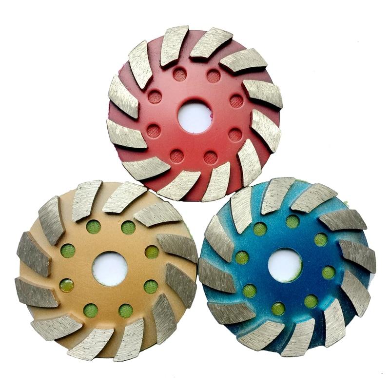 RIJILEI Almohadillas de pulido de diamante de metal de 4 pulgadas 100 - Herramientas eléctricas - foto 2