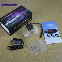 Liandlee Anti Collision Laser Lights For Honda City 2010-2016 Car Prevent Mist Fog Lamps Anti Haze Warning Rear Light liandlee anti collision laser lights for honda city 2012 2014 car prevent mist fog lamps anti haze warning rear light