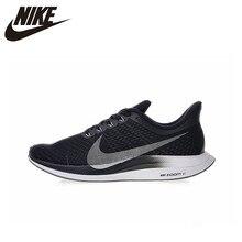 Оригинальный Новое поступление Nike Оригинальные кроссовки Zoom Pegasus Turbo 35 Для мужчин Спортивная обувь Открытый кроссовки хорошее качество AJ4114-001