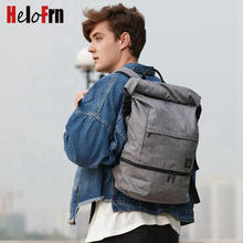 HeloFrn Large Capacity Men Backpack Waterproof 15.6 17 Inch Laptop For Teenager Fitness Male Mochila Sport Travel Bag
