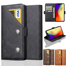 hot deal buy  for iphone xs max flip leather phone case for iphone xr case iphonexs max card holder bronze wallet case for iphone xr x cover