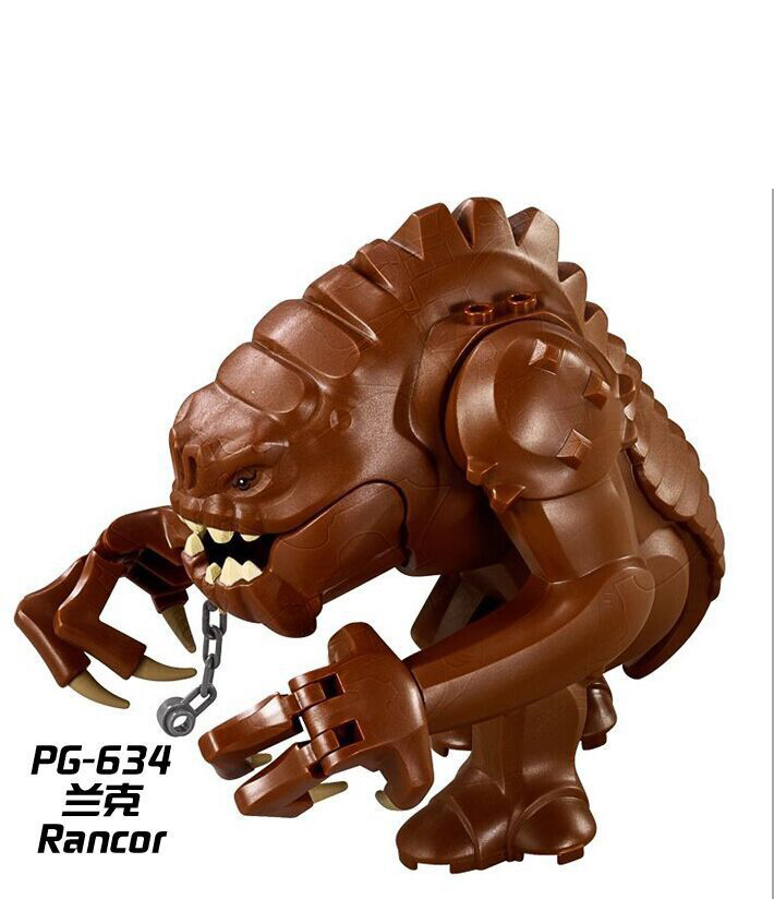 PG634 Star Wars Legacy Collection Jabba s Rancor Building Block legoings Collection Best Children Gift Toy