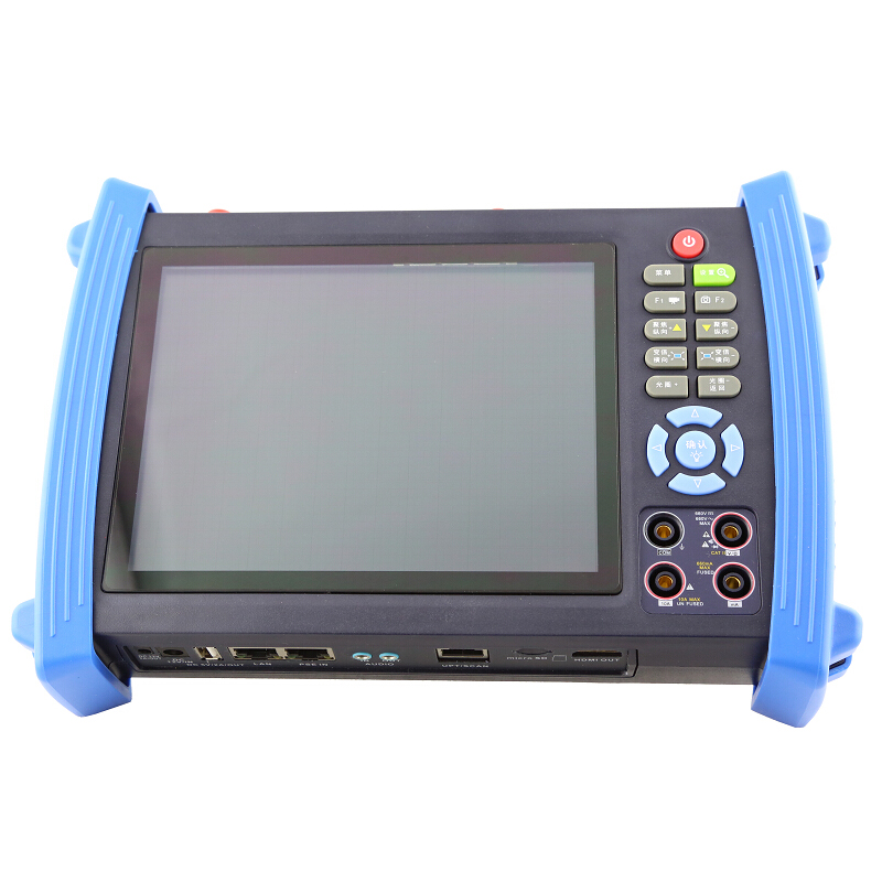 7 Inch Touch Screen IPC Camera Tester Built in WiFi & Support ONVIF Camera Test POE Outp ...