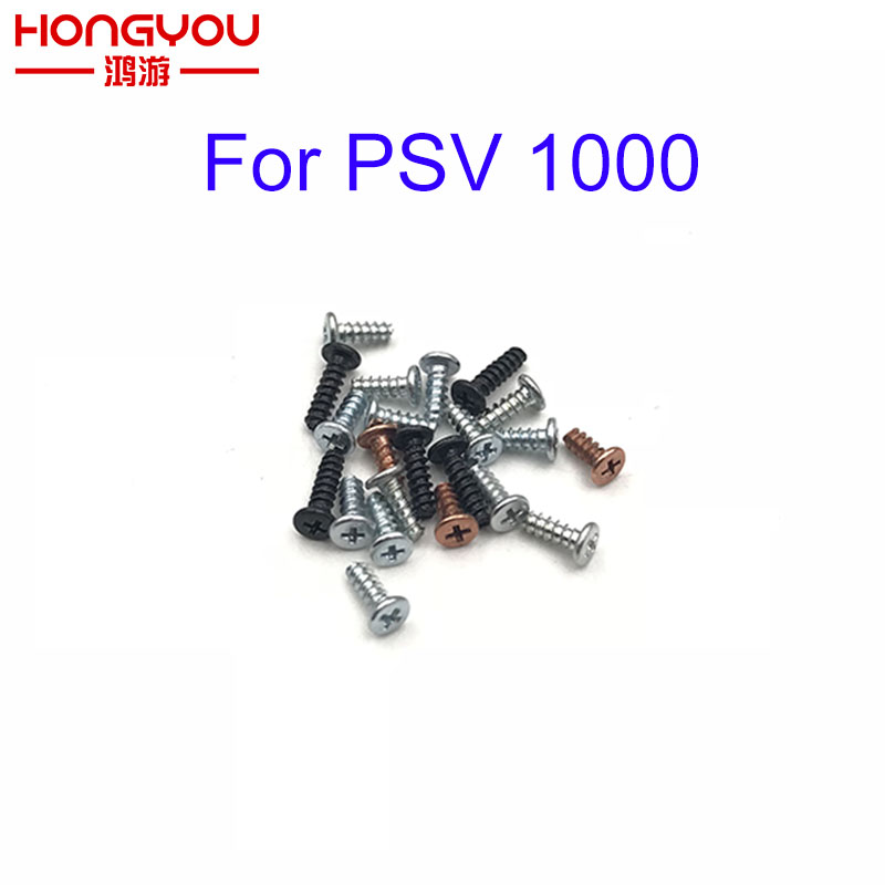 Replacement For PSVITA PSV 1000 Philips Head Screws Set For PS Vita PSV 1000 Game Console Shell