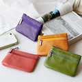 SUPER MINI Casual Leather Women Wallets Short Design Card Holder Fashion Women Card Coin Purse Leather Wallets Female W3