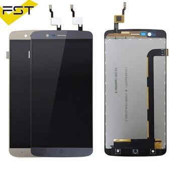 5,5 дюйма Сенсорный экран + 1920X1080 ЖК-дисплей Дисплей сборки Замена для Android версии 5,1 Elephone P8000 >> GwayFix Online Store