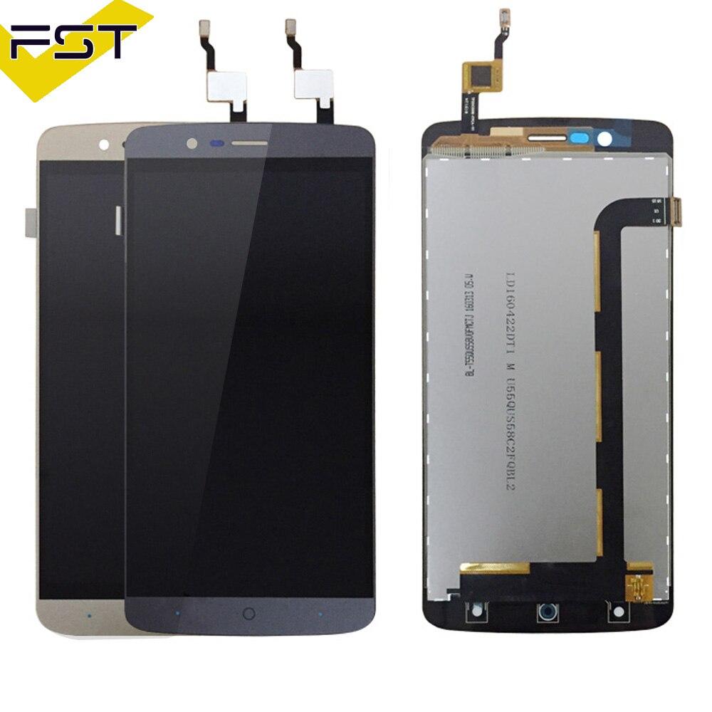 5.5 pouce Écran Tactile + 1920X1080 LCD de Remplacement de L'assemblée D'affichage pour Android 5.1 version Elephone P8000
