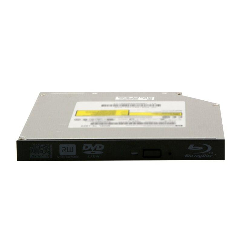 Universal New 12 7mm 6X 3D Blu Ray BD RE DL Burner Dual Layer 8X DVD