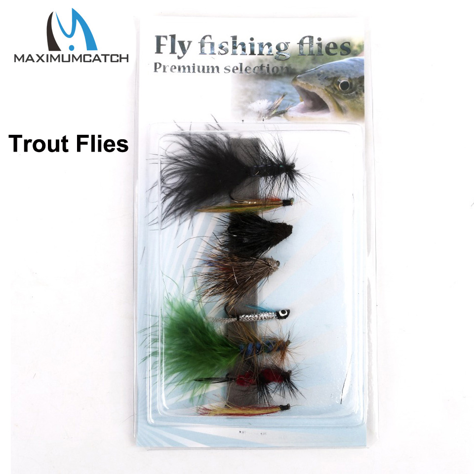 2# Fly Fishing Flies Hook Streamer Trout 8 Patterns Assortment redfish seatrout fly assortment collection of 6 holly flies