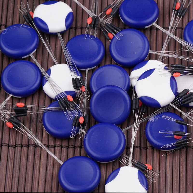 Hot Sale(5 Sizes To Choose) 7+1 Space Beans Silicon Cylindrical Bobber Fishing Floats Stopper Fishing Tackle Tools Accessories