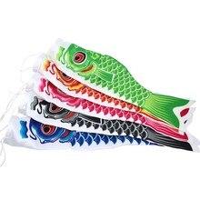 Горячие Красочные японский стиль Windsock Карп ветер носок, флаг мини Koinobori подарки рыба ветер стример дома