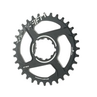 MTB Crankset Chainwheel Chainring Wheel Aluminum Alloy Bicycle Parts for Direct Mount 32/34/36T 1x9s 1x10s 1x11s System