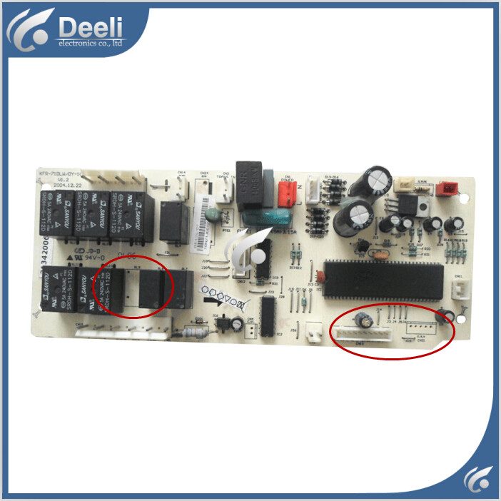95% new good working for of air conditioning computer board motherboard KFR-71Q/SDY KFR-71DLW/DY-1(D) on sale indoor air conditioning parts mpu kfr 35gw dy t1 computer board kfr 35gw dy t used disassemble