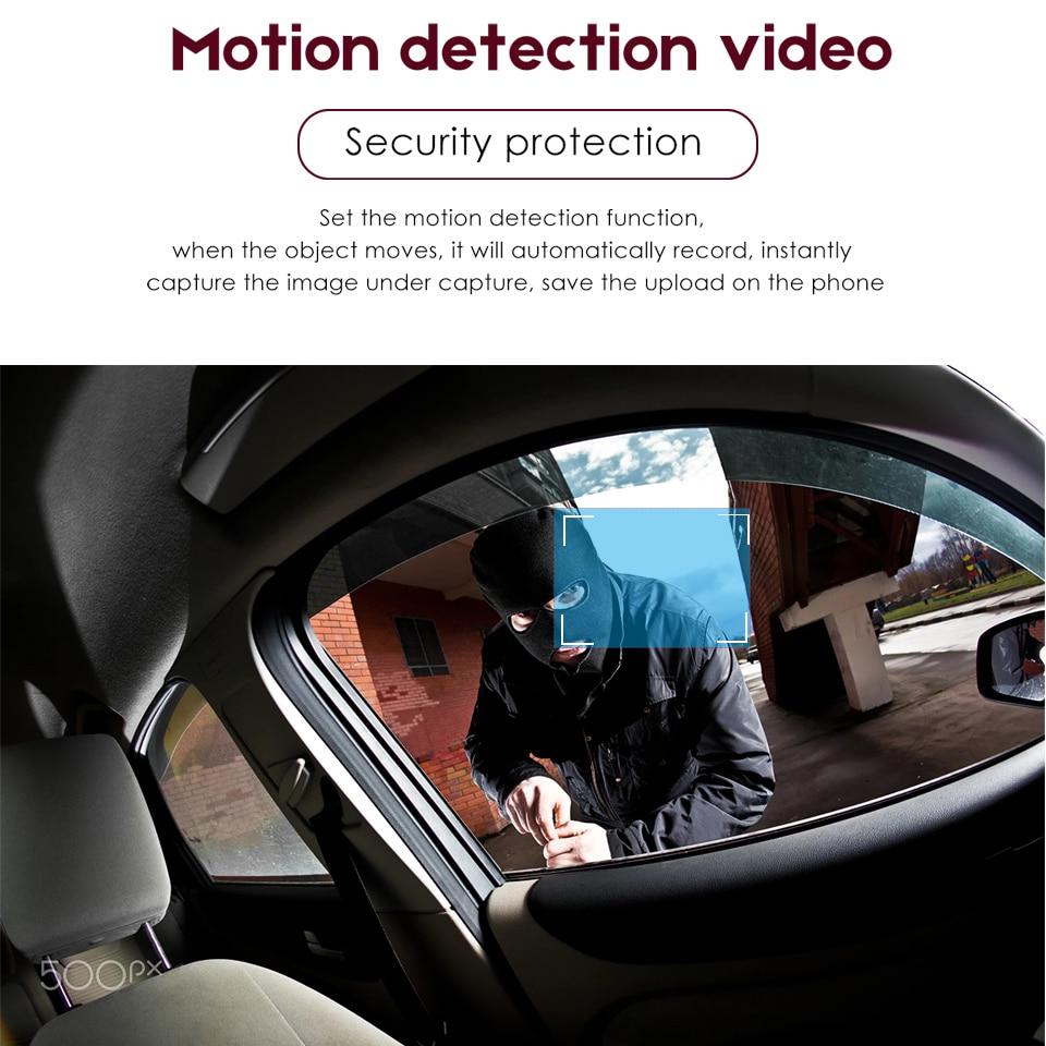 Tragbares Audio & Video Unterhaltungselektronik Hilfreich Bewegungserkennung Sound Audio Video Recorder Diktiergerät Kanzler Griff Kamera Video Aufnahme Lärm Reduktion Magnetische Design Einen Effekt In Richtung Klare Sicht Erzeugen