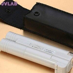 Лупа с подсветкой 80x/100x/150x Лупа с увеличительным стеклом сетка масштабирования 0,02 мм ручка карманный микроскоп