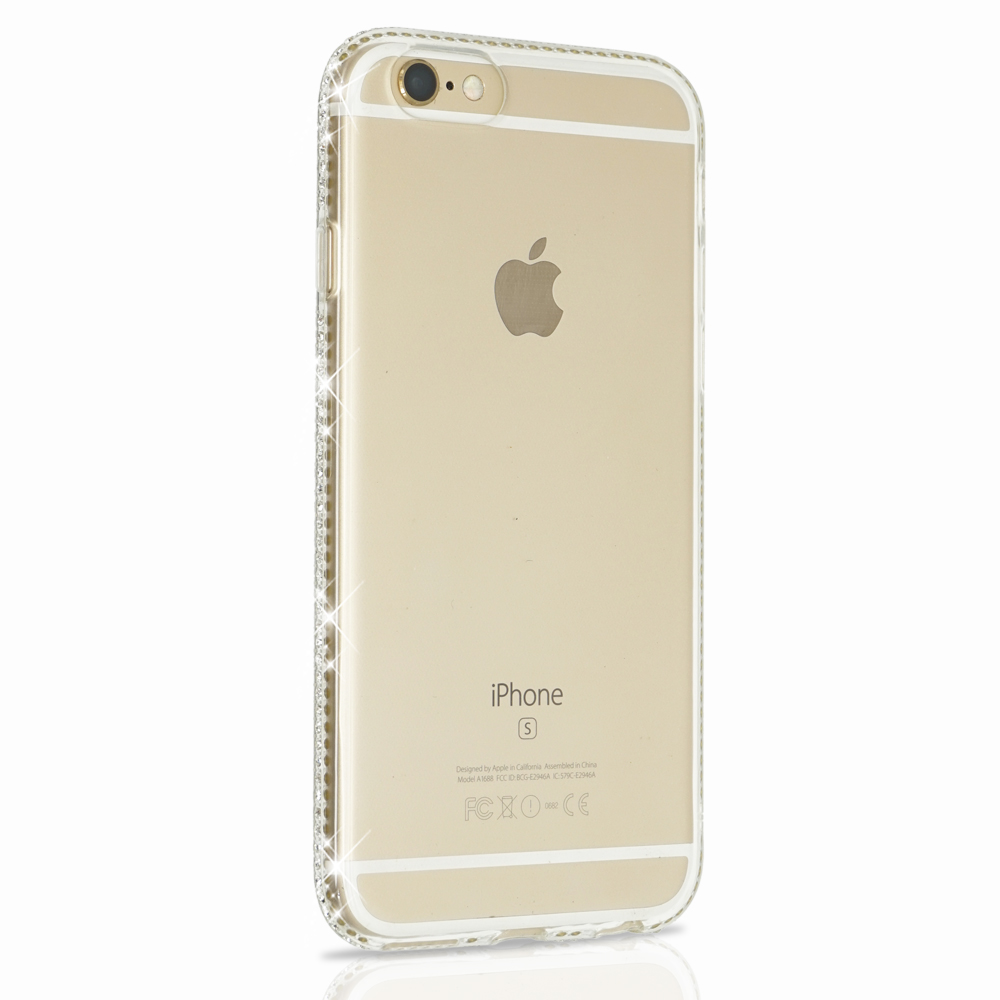 For Coque iPhone 6 Paillettes 5 5S SE 6S 7 Silicone Souple iPhone6 6plus Case Cover housse telephone Luxury Accessories luxueux (7)