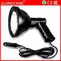 JUJINGYANG Light vehicle searchlights LED handheld hunting lamp long-range high-power 30W fishing lamp