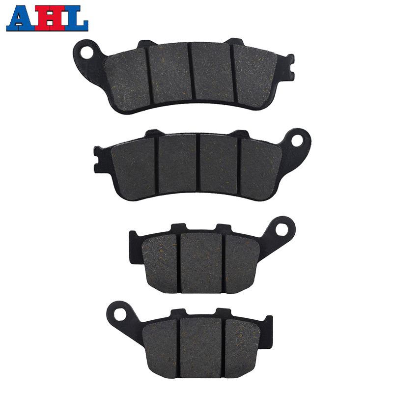 AHL 2 paires kit Plaquettes de frein pour FES 125 150 3//4//5 Pantheon 2003-2006 FES 250 Y//1//2//5 Foresight 2000-2005