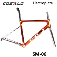 2018 Costelo Speedmachine 3.0 ultra light 790g carbon road bike frame Costelo bicycle bicicleta frame carbon fiber cheap frame