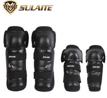 SULAITE Promotion Motocross Equipment Knee Protection Gear Motorcycle Elbow & Pads Protectors Guards Cyclegear