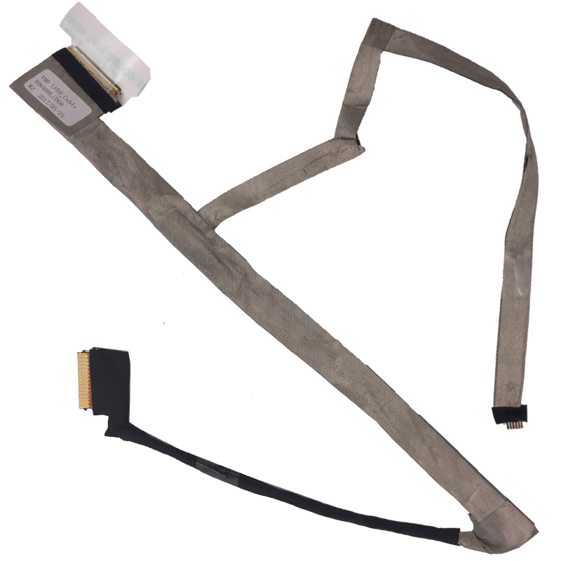 NEW Laptop Cable For DELL Vostro 1015 PN:DDVM9MLC002 DDVM9MLC000 Repair Notebook LCD LVDS CABLE cn 0ygd9h ygd9h 0ygd9h davm9mmb6g0 for dell vostro 1015 laptop motherboard gm45 ddrii gma x4500