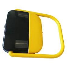 Automatic Remote Control Solar Power Parking lock/solar power parking barrier with 2 remote control