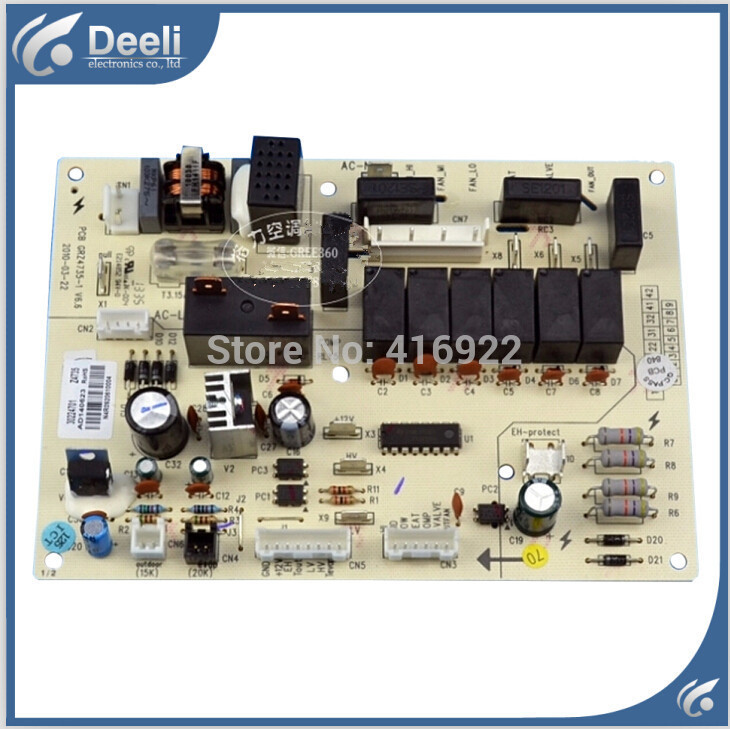 95% new good working for air conditioning computer board z4735 30224701 control board working on sale 95% new for haier refrigerator computer board circuit board bcd 198k 0064000619 driver board good working