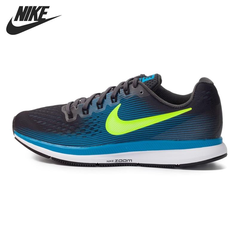 цена на Original New Arrival 2017 NIKE AIR ZOOM PEGASUS 34 Men's Running Shoes Sneakers