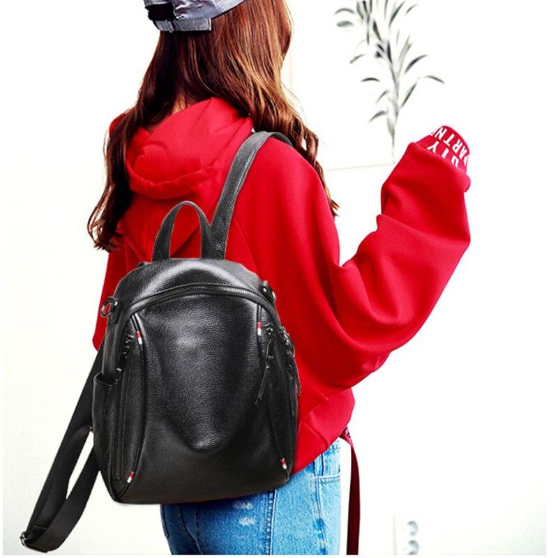 2018 Style bleu Pour Noir Mini Sac Petit femmes Et Fille L'école preppy Peu Dos À Dos x1xwZ