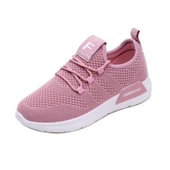 95802a1a4 Tenis Feminino 2018 Hot Marca Mulheres Tênis Branco Esporte Sneakers  Zapatillas Deportivas Mujer Athletic Sapatos de Caminhada Ao Ar Livre