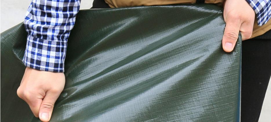 1.4X2m(4.59X6.56ft) ArmyGreen Outdoor Waterproof Cover , Waterproof Tarps, Rain Tarpaulins,dust Protective