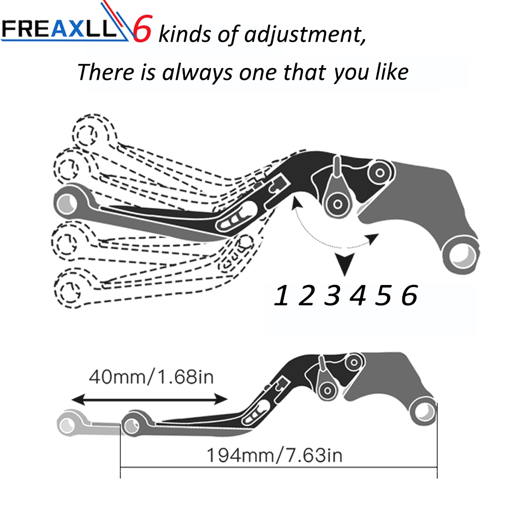 For TRIUMPH SPEED TRIPLE 1997 1998 1999 2010 CNC Motorcycle Handle Levers Brake Clutch Levers Foldable Extendable Adjustable in Levers Ropes Cables from Automobiles Motorcycles