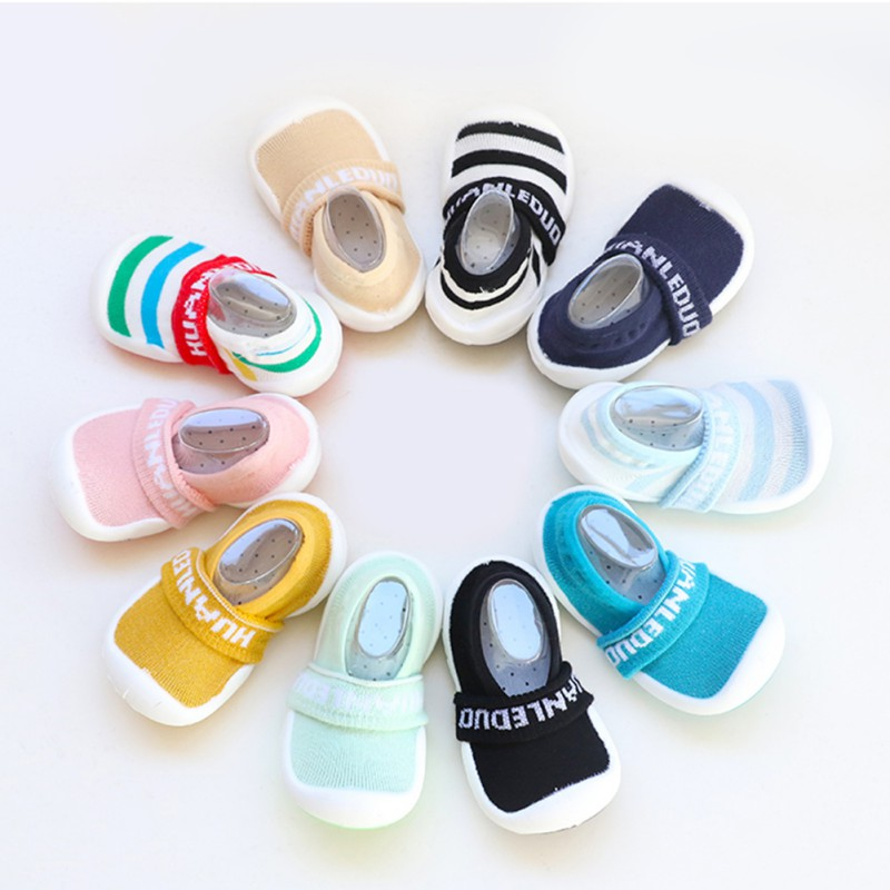 Baby Girl Shoes Autumn Crib Pram Baby Girls First Walkers Newborn Infant Soft Soled Rubber Socks Toddler Casual Walking Shoes