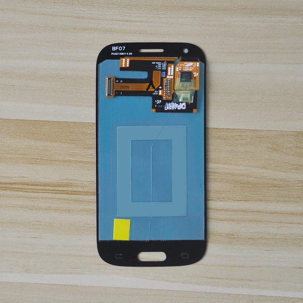 Sinbeda 4.3'' Super AMOLED LCD For Samsung Galaxy Ace 4 LCD Display SM G357 G357FZ Touch Screen Assembly Digitizer LCD Display
