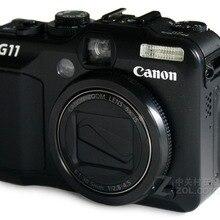 Used,Canon G11 Digital Camera Optical anti-jitter 10.4 milli