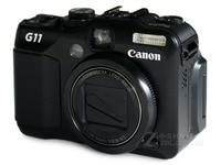 Used,Canon G11 Digital Camera Optical anti jitter 10.4 million pixels