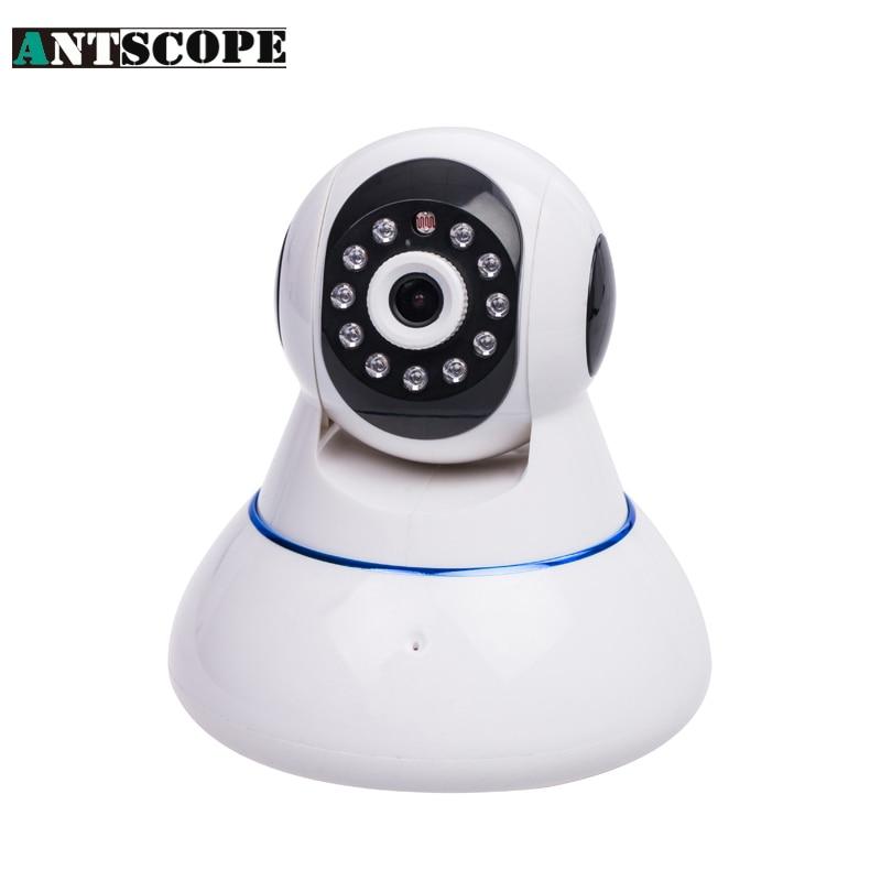 Antscope 720P HD CCTV Camera Wifi IP Camera Wireless  P2P Baby Monitor CCTV Security Camera Home Protection Mobile Remote Cam hd 720p cctv camera wireless p2p cctv monitor 1 0mp ip camera plug