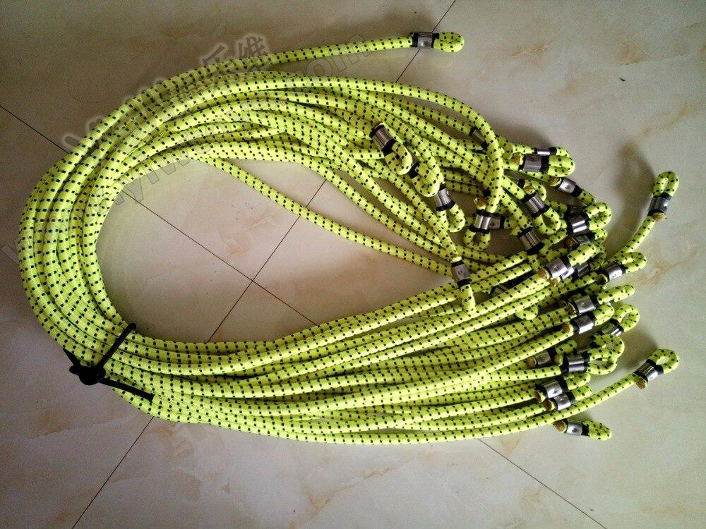 1,5 m elastische Schnur ohne Haken für Sprungbett- / Trampolinkabel - Fitness und Bodybuilding - Foto 2