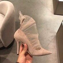 ; женские туфли-смокинги; туфли телесного цвета с вуалью на каблуке(9 см/7 см); обувь для мероприятий/сцены; обувь для фотосъемки