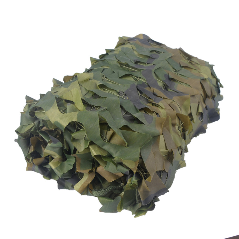 3*7M Military Camouflage Netting Tourist Tents 150D Polyeater Camouflage Net Car-covers Beach Camping Randonnee Sun Shade Tents 5 5m camouflage net camping beach tents 150d polyester oxford ultralight sun uv camouflage net outdoor camping beach tents