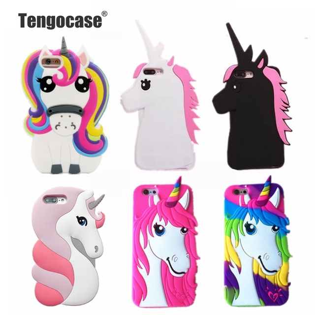 custodia unicorno iphone 7